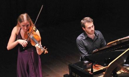 Diatchenko e Spada in concerto
