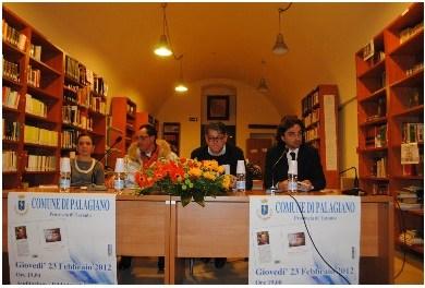 """D'Aloia presenta """"Parol a lu vijnt"""""""