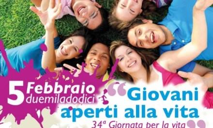 Giornata per la Vita 2012