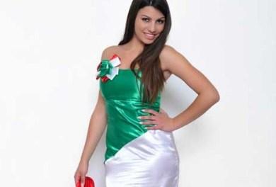 """Una palagianese in corsa per il titolo di """"Miss 7 Continents"""""""