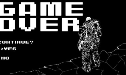"""Game Over"". by Life."
