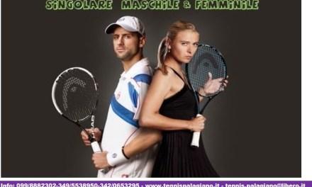 Circolo Tennis Palagiano: TORNEO SOCIALE PRIMAVERA