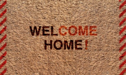 """""""Welcome Home!"""""""