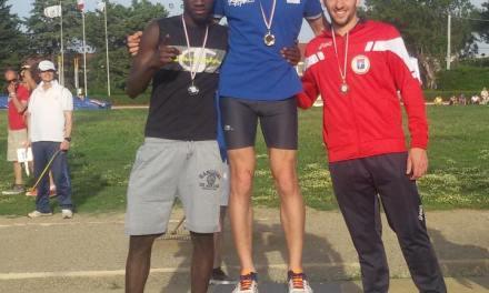 """Gli """"African Boys""""   vincitori del torneo UISP della città di Statte"""
