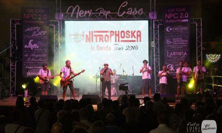 I Nitrophoska vincono la selezione regionale di Sanremo Rock