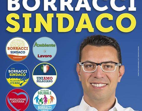 A Palagiano sabato 17 giugno pubblico comizio di Donatello Borracci