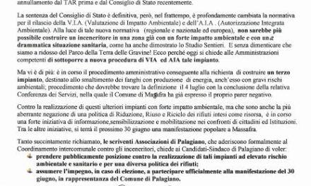 Lettera aperta ai candidati sindaco di Palagiano