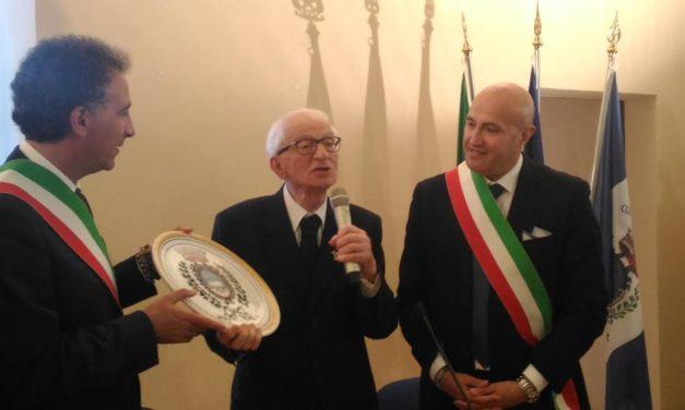 PALAGIANELLO (TA). Il prefetto e il questore di Tarantoai festeggiamenti per i 110 anni di autonomia del Comune