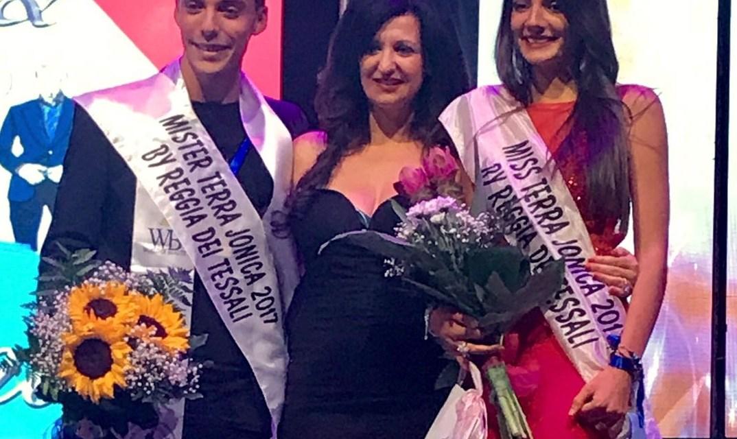 """Sono di Palagiano e di Taranto i vincitori di """"Miss & Mister Terra Jonica 2017"""""""