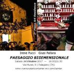 Open Studio / 2°Piano #2 / Paesaggio Bidimensionale