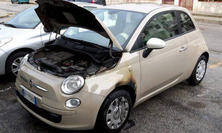 """Anzolin: """"Ore 14,45: la mia auto improvvisamente 'prende fuoco' """"!"""