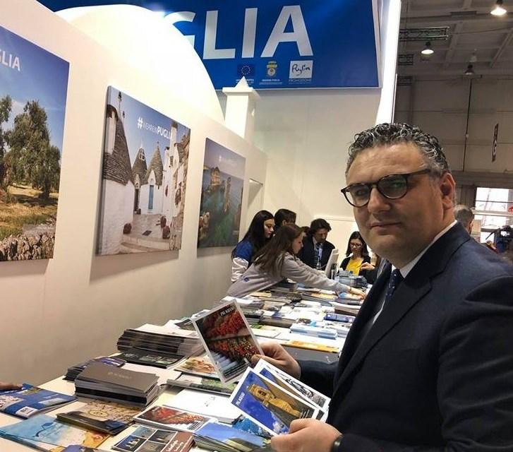 """Il Sindaco su FB: """"La nostra PALAGIANO protagonista per la prima volta in BIT (Borsa Internazionale del Turismo) a Milano"""""""