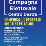 A Palagiano Apertura Campagna Elettorale Centro Destra