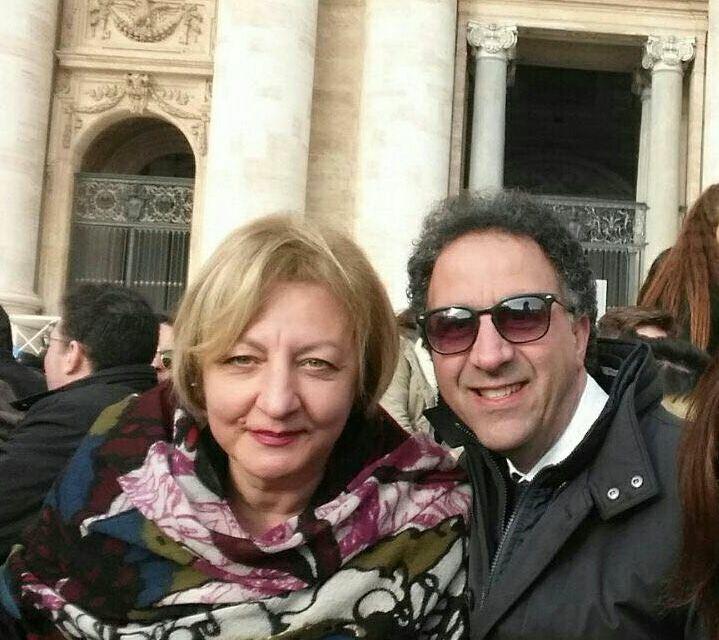 """MICHELE LABALESTRA """"INCORONA"""" MARIA ROSARIA BORRACCI: «PALAGIANELLO HA BISOGNO DI UN SINDACO DONNA»"""