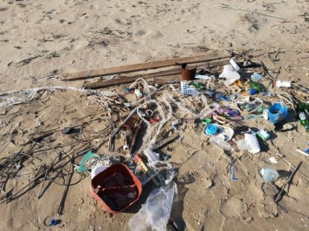 """Lega Ambiente Palagiano: """"segnalazione situazioni di rischio ambientale sulla spiaggia di """"Venti"""""""