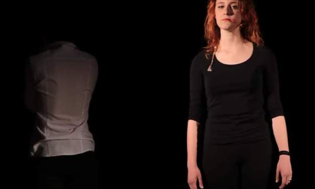 La giovane attrice palagianese in scena al Teatro Antigone di Roma.