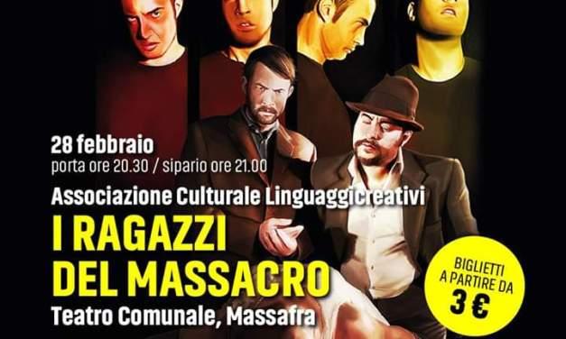 """A Massafra: """"I RAGAZZI DEL MASSACRO"""""""