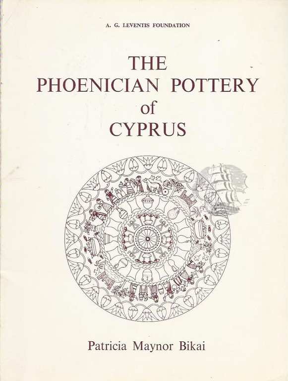 Phoenician Pottery Of Cyprus, The