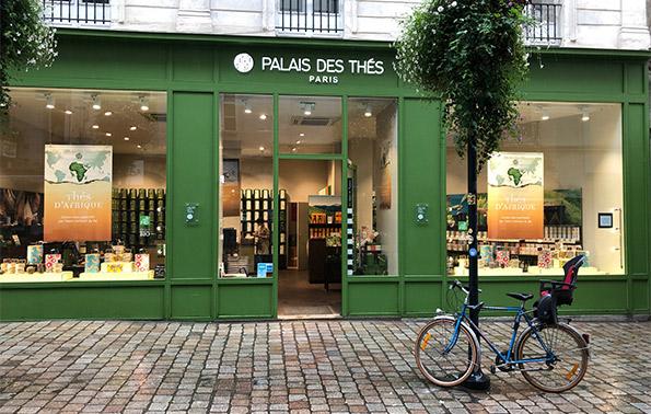 boutique de the a nantes palais des thes