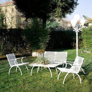 Serie Bambù - Tavolino set