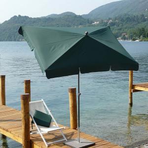 ombrellone classico rettangolare Novara 115r
