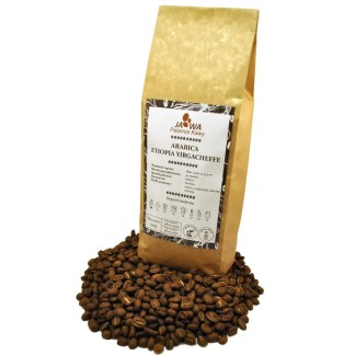 Kawa Etiopia Yirgacheffe, palarnia kawy ja-wa, palarnia kawy krakow, kawa ziarnista, kawa arabica