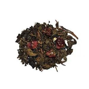 herbata żurawinowa, herbata zielona żurawinowa, ceylon opa żurawinowa, palarnia kawy ja-wa Kraków