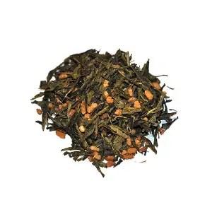 Genmaicha Japan Style, zielona herbata z ryżem, herbata z prażonym ryżem, palarnia kawy ja-wa