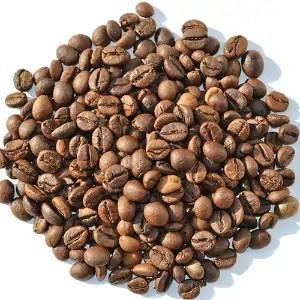 kawa ziarnista Robusta Indie Cherry AA, palarnia kawy kraków, świeżo palona kawa