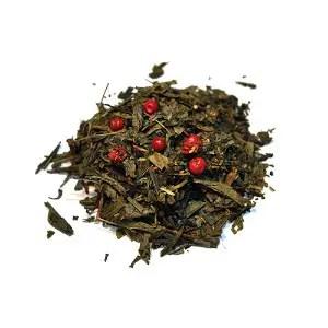 Herbata zielona sencha ginko, palarnia kawy ja-wa