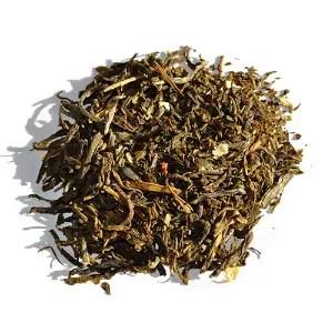 Herbata zielona sencha jaśminowa, palarnia kawy ja-wa Kraków
