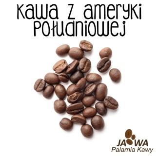 Kawa z Ameryki Południowej