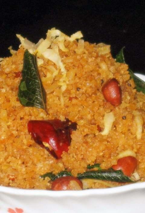 Instant Gojju Avalakki |  Instant Spicy Tangy Poha