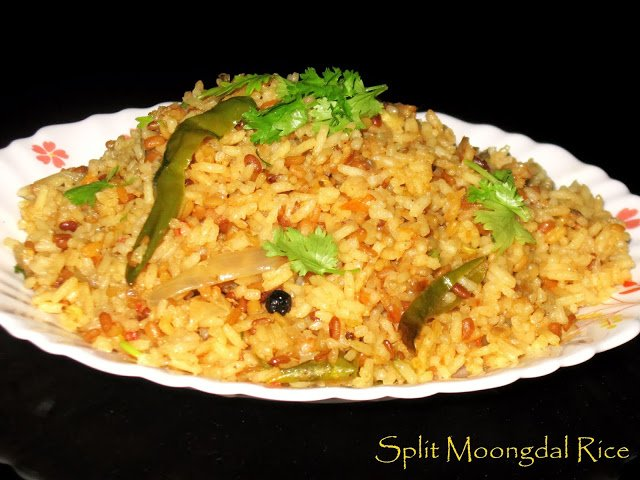 moongdal_rice
