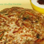 Palak Paneer Spinach and Cottage Cheese Gravy