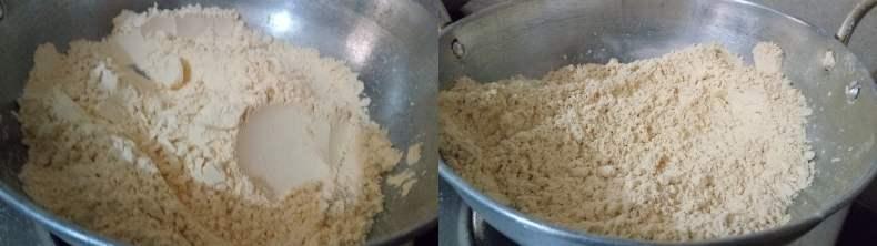 Besan Ladoo Recipe   Easy Besan Ladoo Recipe