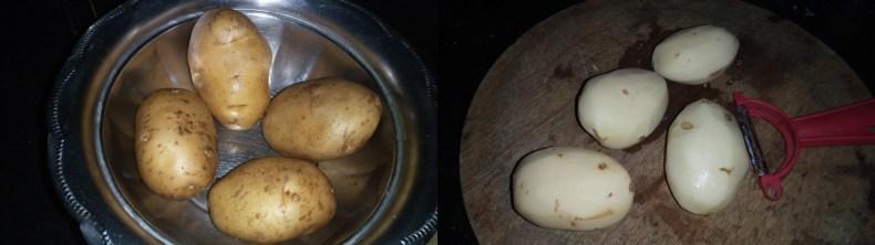 Potato Wedges Recipe   Easy Baked Potato Wedges