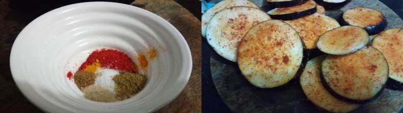Brinjal Fry | Eggplant Fry Recipe