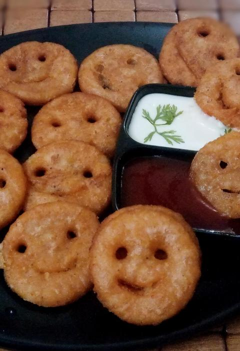 Potato Smiley
