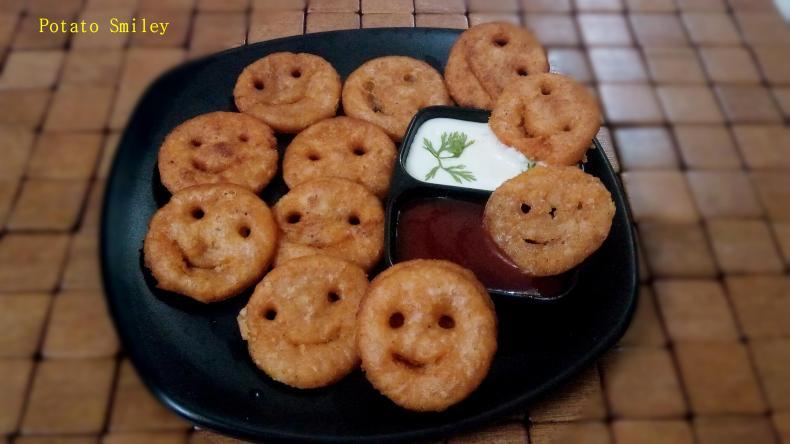 Potato Smiley
