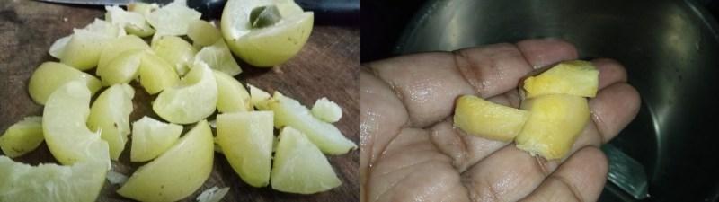 Coriander Leaves and Amla Detox