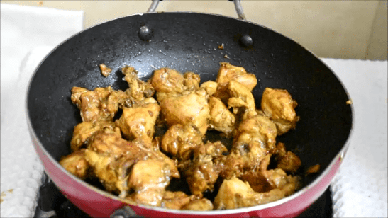 Chilli Capsicum Chicken