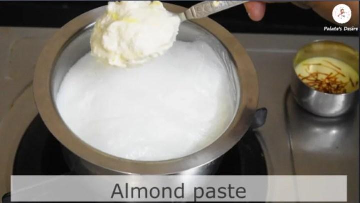Kesar Badam Milk | Badam Milk Recipe