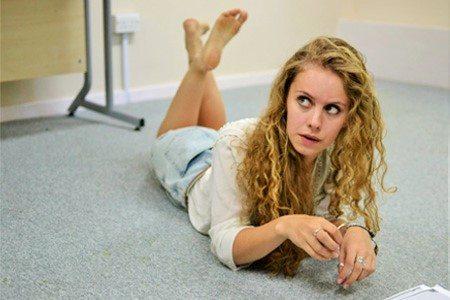 Annie Davison (Mary Tilford)