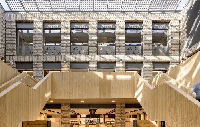 Teaching and Learning Centre wins architecture awards
