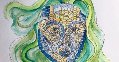 A human mosaic
