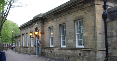All aboard(ed up): Durham's former train stations