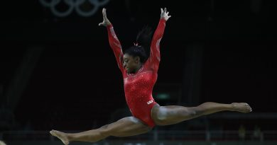 Simone Biles and the dangers of the 'superhuman' narrative at the Olympic Games