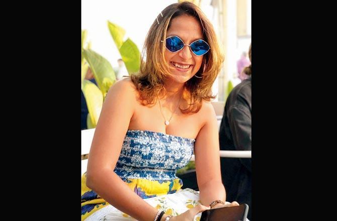 Trishla Patel is a theatre artiste