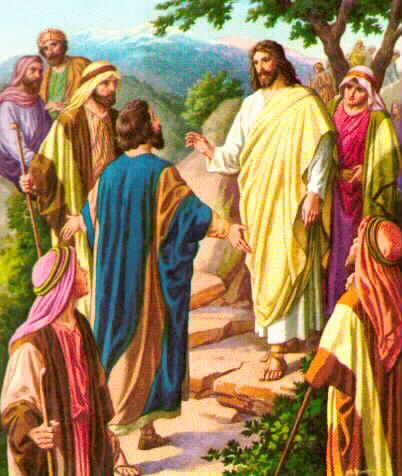 Terço do encontro com Jesus